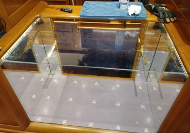 Glass Tables Desk