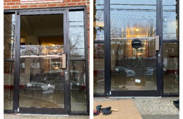Custom Window Panes